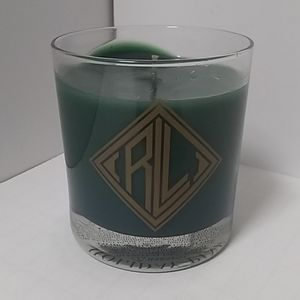 Ralph Lauren scented candle Holiday Pine NIB
